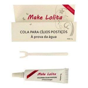 Cola Para Cilios Make Lolita
