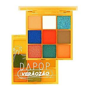Paleta De Sombra Dapop Verãozão 02