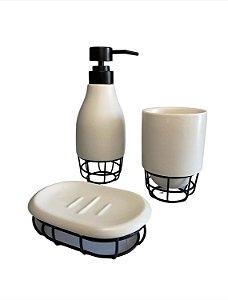 Kit Banheiro Lather