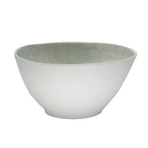 Saladeira Melamina Cinza