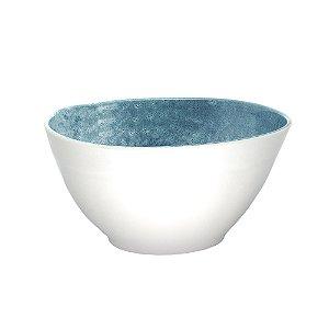 Saladeira Melanina Azul
