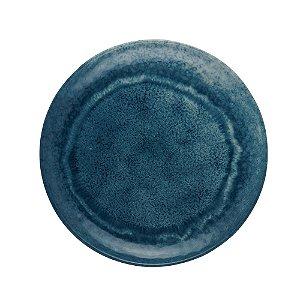 Jogo Prato de Sobremesa Azul