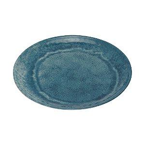 Jogo Prato Raso Azul
