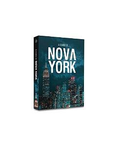 CAIXA LIVRO A CIDADE DE NOVA YORK