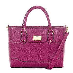 Bolsa Feminina Tote Hot Pink - Rafitthy