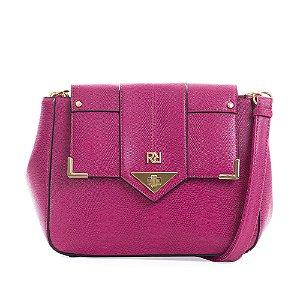 Bolsa Feminina Tiracolo Hot Pink - Rafitthy