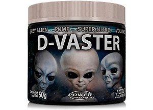Pré-Treino D-VASTER GREY - Sabor Ácido Alienígena (150 gramas)
