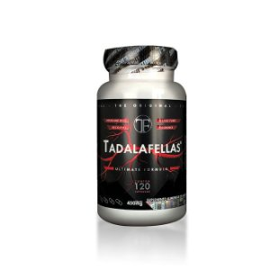 Tadalafellas 120 Caps. - Power Supplements - Vasodilatador