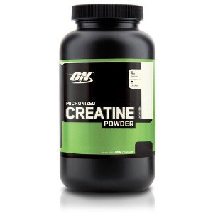 Creatina Powder  Micronizada ,300 gramas  Optimum Nutrition (60 servings)