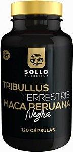 Maca Negra com Tribullus Terrestris - 120 Cápsulas