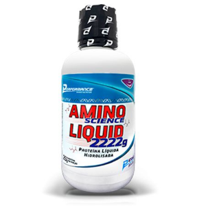 AMINO SCIENCE LIQUID 2222G (474ML)PERFORMANCE