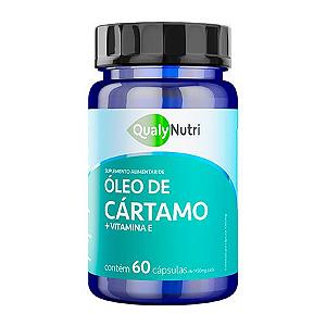 Óleo de cártamo + Vitamina E – 1000mg - 120