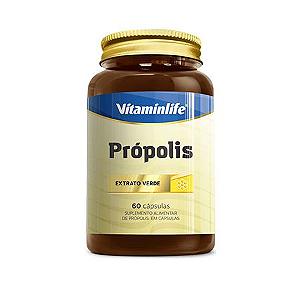 PRÓPOLIS (60CAPS) - VITAMINLIFE