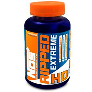 Ripped Extreme Nos Sports Nutrition Termogenico Potente