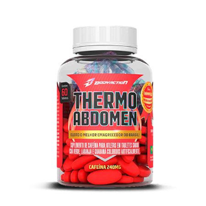 THERMO ABDOMEN (60TABS) BODYACTION