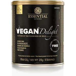 VEGAN DELIGHT (250G) ESSENTIAL NUTRITION