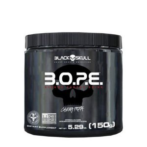 BOPE 150g Pré Treino - Black Skul