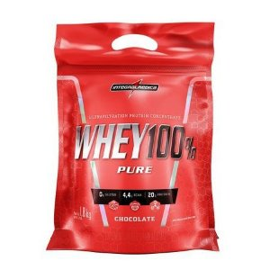 WHEY 100% PURE (1800G) INTEGRALMEDICA