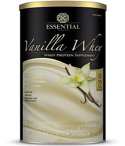 vanilla whey 450g essential
