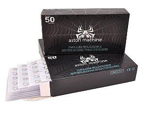 Caixa de Agulhas - Aston - Traço c/ 50 unidades