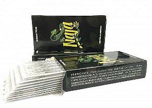 Caixa de Agulhas - Naja - Bucha Round Shader RS c/ 50 unidades