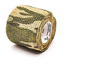Bandagem Fita Adesiva Auto Aderente - Aston - Camuflada