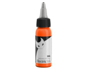 Tinta Electric Ink - Laranja Pastel 30ml
