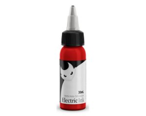 Tinta Electric Ink - Vermelho Ferrari 30ml