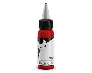 Tinta Electric Ink - Vermelho Bombeiro 30ml
