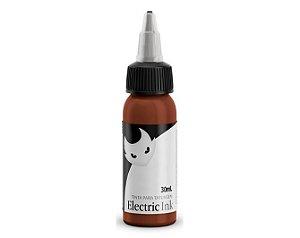 Tinta Electric Ink - Marrom Escuro 30ml