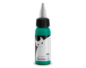 Tinta Electric Ink - Verde Turquesa 30ml