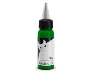 Tinta Electric Ink - Verde Claro 30ml
