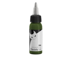 Tinta Electric Ink - Verde Musgo 30ml