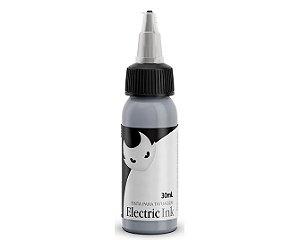 Tinta Electric Ink - Cinza Prata 30ml
