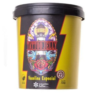 Vaselina Tattoo Jelly 730g - Amazon