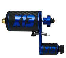 Máquina Rotativa X13 - Azul Xtop Machine
