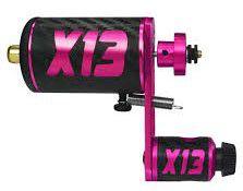 Máquina Rotativa X13 - Pink Xtop Machine