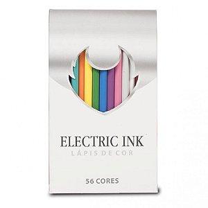 Lápis de Cor Profissional para Desenho - Electric Ink