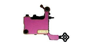 Máquina Hand Made Brooklin Pink Bold Line - Corun