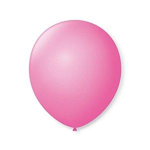 Balão nº9 Rosa Tutti Frutti com 50 unid.