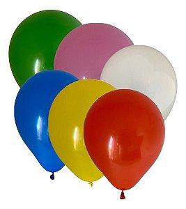 Balão Imperial nº9 Misto com 50 unid.