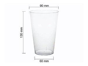 Copo descartável cristal 550ml PW27