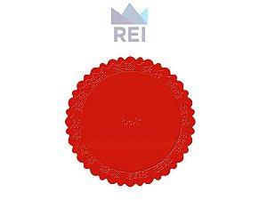 Cake Board Vermelho 34,5cm