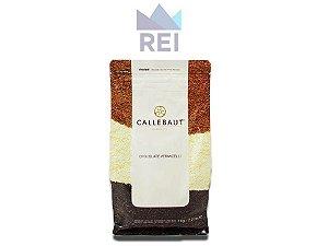Granulado Chocolate Branco Vermicelli Callebaut 1kg