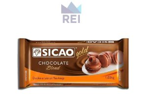 Chocolate Blend em Barra Sicao 1,05kg