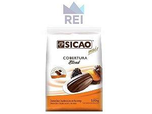 Cobertura Chocolate Blend em Gotas Sicao 2,05kg
