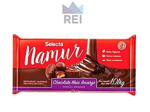 Chocolate Meio Amargo em Barra Selecta 1,01kg