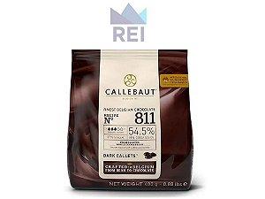 Chocolate em Gotas 54,5% Callebaut 400gr