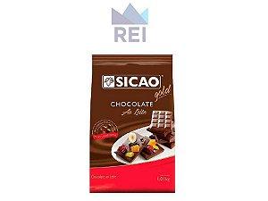 Chocolate ao Leite em Gotas Sicao 1,01kg