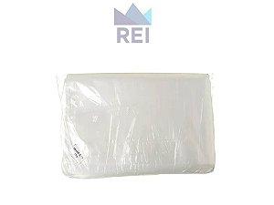 Saco Plástico 40cmx60cm pacote aproximadamente com 1Kg
